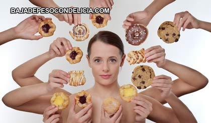5 maneras simples y sin esfuerzo para perder peso