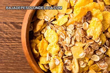Motivos para NO comer cereales en una dieta