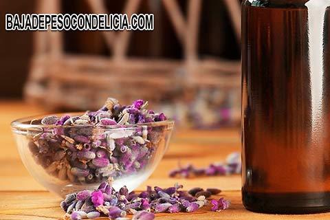 El aceite esencial de lavanda es ideal para la depresión