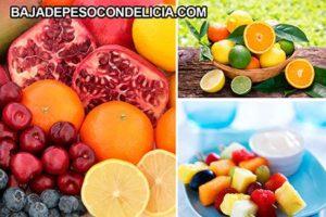 Frutas para adelgazar limones