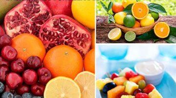 9 Frutas para adelgazar y quemar grasa en el abdomen y piernas