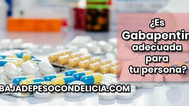 La gabapentina es un fármaco que comúnmente se prescribe para la fibromialgia