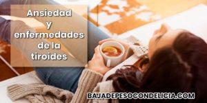 el hipotiroidismo puede causar ansiedad y depresión